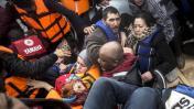 Turquía y la UE acuerdan plan para frenar llegada de refugiados