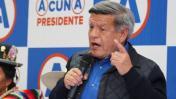 """Mekler: """"César Acuña será el único candidato en segundo lugar"""""""