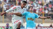 Universitario venció 2-1 a Cristal y clasificó a Sudamericana