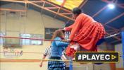 """Bolivia: las """"mamachas"""" se suben al ring en La Paz [VIDEO]"""