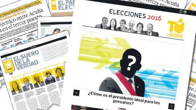 La decisión de informar, por Erick Sablich Carpio