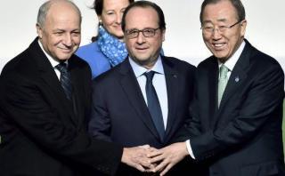 COP21: Más de 150 líderes mundiales inauguran cumbre del clima