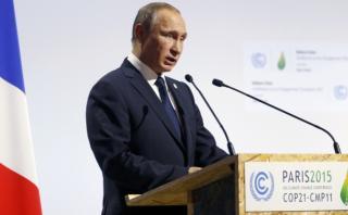 Putin pide un acuerdo vinculante que continúe el de Kioto