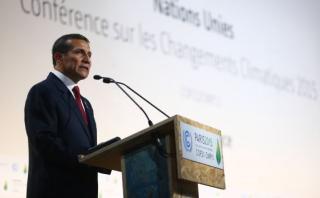 Humala: Estamos orgullosos de haber construido bases de COP 21