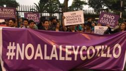 Ley Cotillo archivada por unanimidad en el Congreso