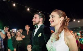 ¿Una fiesta de boda sin novios? Solo en Argentina
