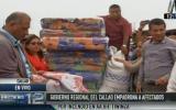 Callao: entregan S/. 2 mil a familias afectadas por incendio