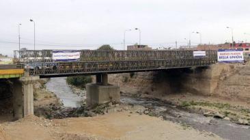 Puente Bella Unión estará listo en diciembre del 2016 [FOTOS]