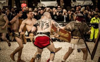 Conviértete en un gladiador en tu próximo viaje a Roma