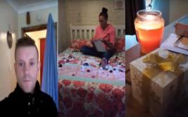 Hombre se vengó con esta sorpresa a su novia infiel [VIDEO]