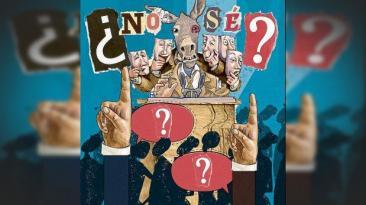 Preguntas para un candidato a cambio de mi voto, por J.Pimentel