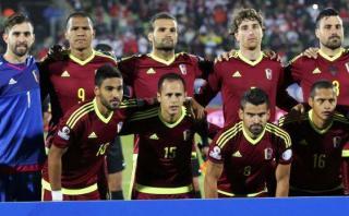 Venezuela en crisis: jugadores renunciaron a la selección
