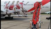 Arsenal: plantel tomó un vuelo para viajar ¡14 minutos!
