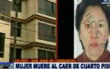 San Juan de Lurigancho: mujer falleció tras caer de cuarto piso