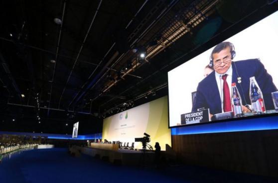 COP21: Humala participó en primer día de cumbre del clima