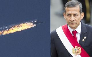 """Humala: """"Nos solidarizamos con Rusia por el derribo del Su-24"""""""