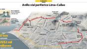 Vía que unirá el Callao y San Borja se retrasa por trámites