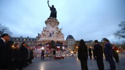 Humala rindió homenaje a víctimas de atentados en París