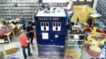 """La """"Tardis"""" de """"Doctor Who"""" hecha de Lego y con proporción real - Noticias de peter capaldi"""