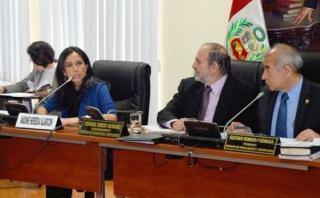 """""""Fiscalización no descarta citar nuevamente a Nadine Heredia"""""""