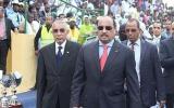 Presidente de Mauritania detiene una final y ordena penales
