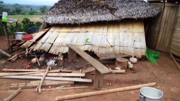 Amazonas: damnificados por fuertes vientos piden ayuda