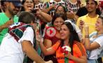 Maracaná: pareja se casó en tribuna en pleno partido