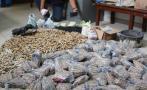 Chiclayo: policía decomisó más de 10 toneladas de pirotécnicos