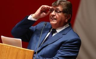 Alan García critica a Ollanta Humala por la visa Schengen