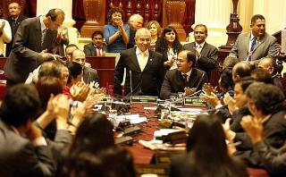 Comisión de Fiscalización rechazó moción de censura a Rondón