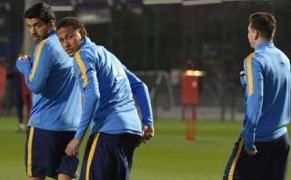 """Neymar sobre Balón de Oro: """"La MSN debió estar allí"""""""