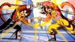 Marco Reus y Aubameyang imitaron la 'fusión' de Dragon Ball Z - Noticias de marco reus