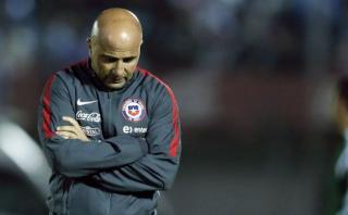 Sampaoli analiza jugar con equipo alterno la Copa América 2016