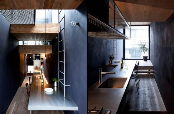Esta casa tiene 2 5 metros de ancho y 11 metros de for Piscinas de 2 metros de ancho