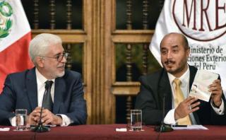 """""""Gobierno tramitó exención de visa Schengen, no Alan García"""""""