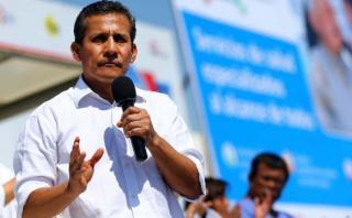 Ollanta Humala: Eliminación de visa Schengen saldrá en febrero