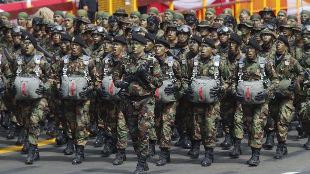 Hoy culmina ejercicio de Fuerzas Armadas en región sur del país