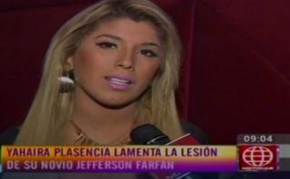Yahaira Plasencia volvió a cantar sobre un escenario [VIDEO]