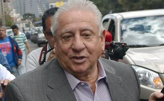 Presidente de Federación de Ecuador se presentó a la justicia