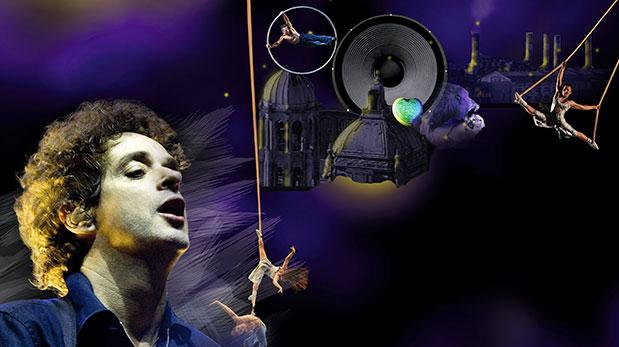 Cirque du Soleil Sobre Soda Stereo Ya Tiene Fecha de Estreno