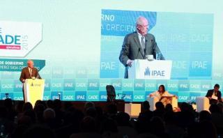 """PPK en la CADE: """"La pobreza extrema debería ser 0% en el 2021"""""""