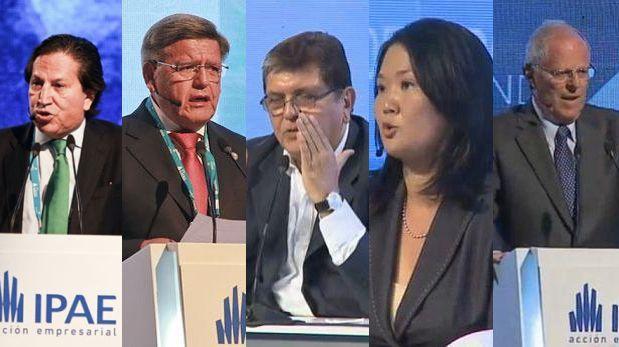 Cinco temas que tocaron los candidatos en CADE 2015