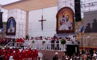 Áncash: mártires asesinados por Sendero Luminoso ya son beatos