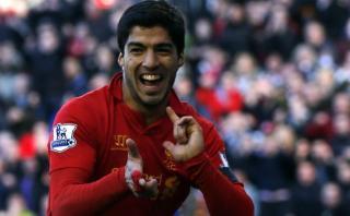 Luis Suárez hizo historia con el Liverpool hace dos años