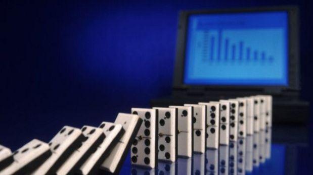 En el complejo sistema financiero, la debilidad de unos actores puede arrastrar al resto. (Archivo: Thinkstock)