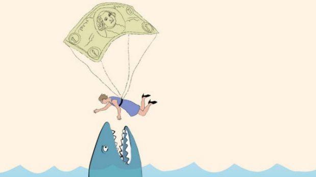 Los fondos de pensiones y las aseguradoras pueden incurrir en actividades de riesgo para mantener sus ganancias. (Archivo: Thinkstock)