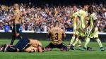 Pumas cayó 3-1 con América pero clasificó a la final en México - Noticias de david andrade