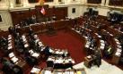Comisión Narcopolítica: Congreso debate informes este miércoles