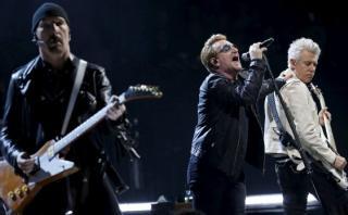 Banda que se salvó en Bataclán reaparece en París junto a U2