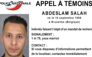París: Salah Abdeslam llamó a un preso en Bélgica el 13-N